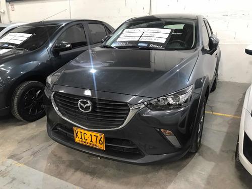 mazda cx-3 touring aut 2017