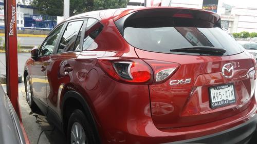 mazda cx-5 2.0 isport aut 2014