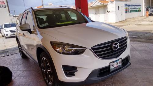 mazda cx-5   2016 blanco