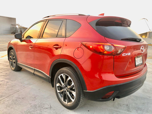 mazda cx-5 2.5 s grand touring 4x2 at 2017
