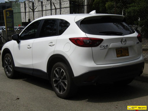 mazda cx-5 grand touring 2500 cc at 4x4