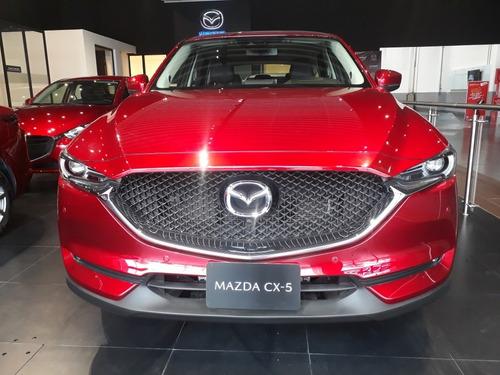mazda cx-5 grand touring lx 2.5l 4x4 2021 rojo diamante