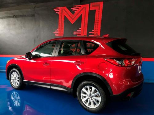 mazda cx-5 sport at 2014 guinda $ 219,900