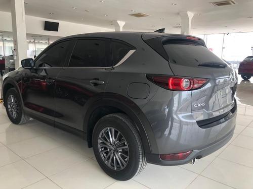 mazda cx-5 touring 2.0 automatica 2021 machine gray