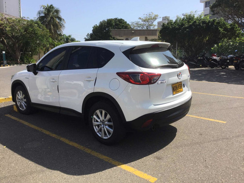 mazda cx-5 version high 4x2 modelo 2013 automatica 63000 kms