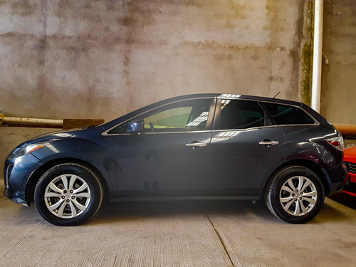 mazda cx-7 2.3 grand touring mt 2011
