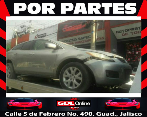 mazda cx-7 5p grand touring aut piel q/c  2008