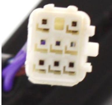mazda cx-7 cx7 2007 - 2012 espejo der o izquie electrico