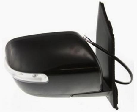 mazda cx-7 cx7 2007 - 2012 espejo derecho electrico nuevo!!!