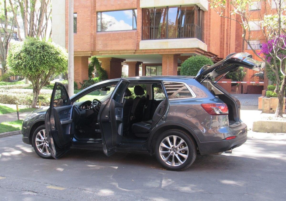 Tu Carro Com >> Mazda Cx-9 3.7 Automática 4x4 Modelo 2015 - $ 84.450.000 ...