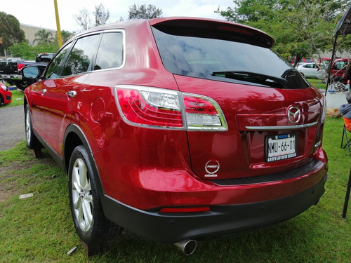 mazda cx-9 3.7 grand touring awd mt 2013