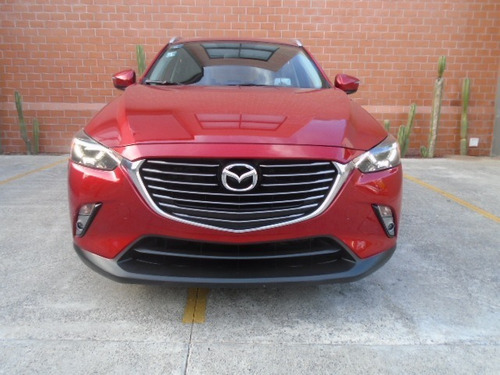 mazda cx3 grand touring 2018 con garantia