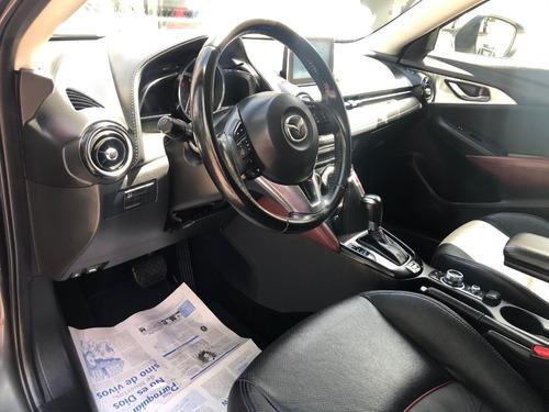 mazda cx3 grand touring modelo 2017