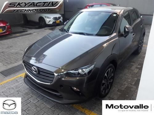 mazda cx3 touring automatica machine gray 2019 promocion