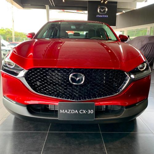 mazda cx30 grand touring 2.0l rojo | 2022
