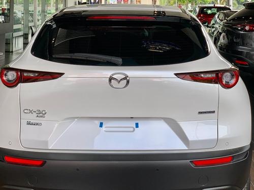 mazda cx30 grand touring lx awd 2.5l blanco   2021