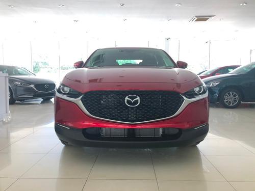 mazda cx30 prime automático 2021 rojo diamante