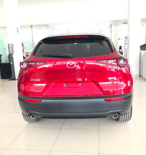mazda cx30  touring automatica 2021 rojo diamante