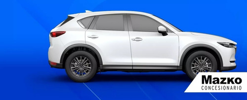 mazda cx5 blanco touring 2.0 4*2 at 2020