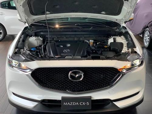mazda cx5 blanco touring 2.0 4*2 at 2021
