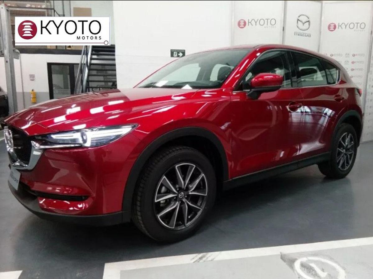 Mazda Cx 5 Awd >> Mazda Cx5 Grand Touring Lx 2019 - $ 118.500.000 en TuCarro
