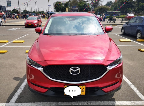 mazda cx5 grand touring lx n 2.5 awd 2018