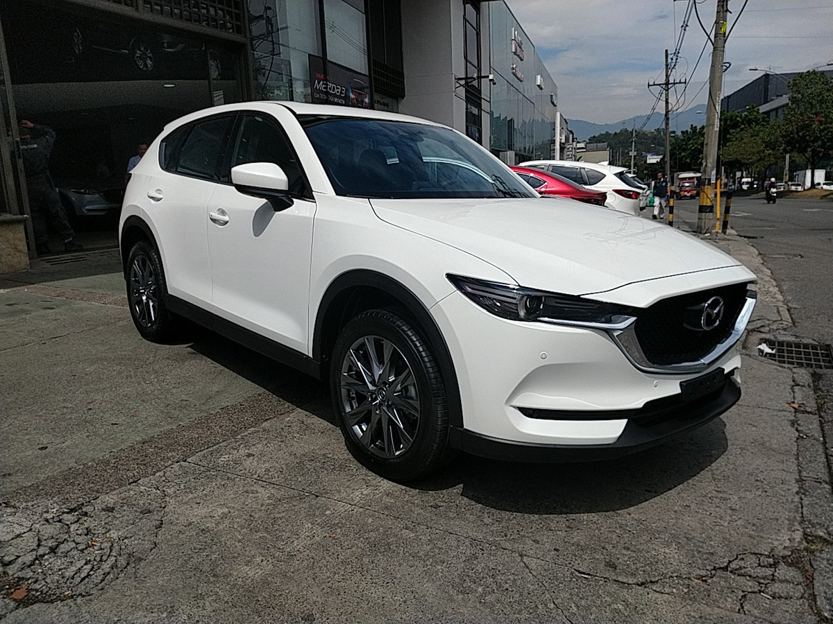 New 66 2020 Mazda Cx-5 Grand Touring