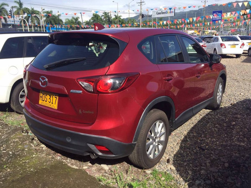 mazda cx5 high 4x2 automatica 2000cc 2014