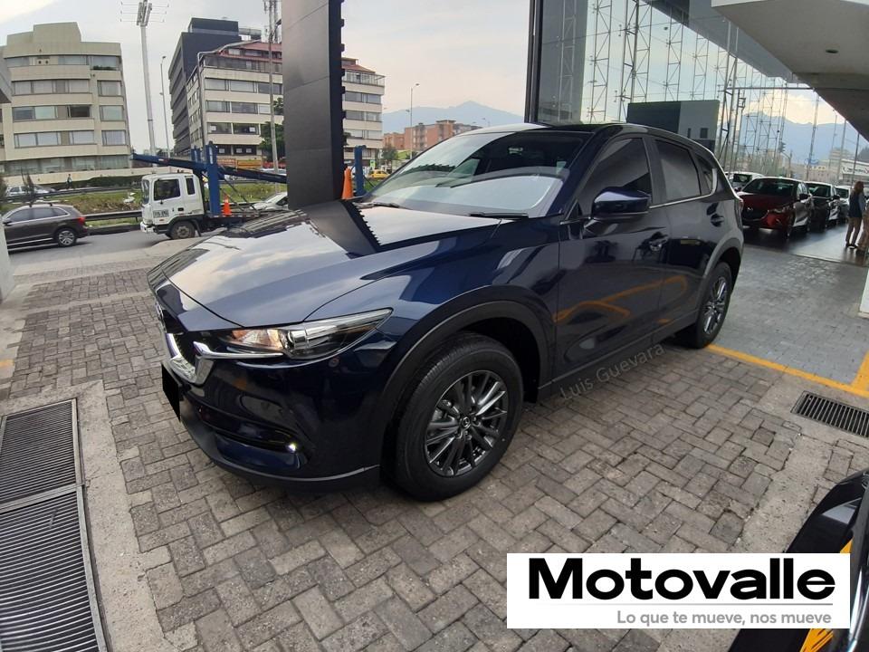 Tu Carro Com >> Mazda Cx5 Touring 2.0 Azul 2020 - $ 94.440.000 en TuCarro