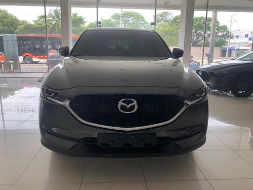 mazda cx5 touring automatica 2021 2.0 color machine gray