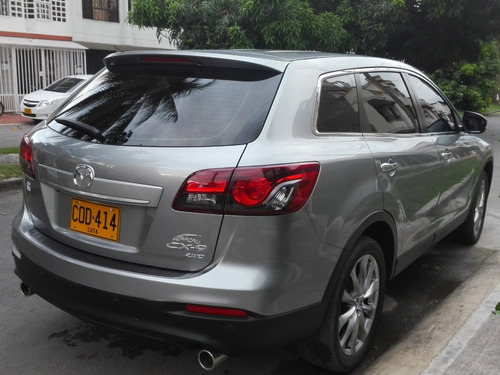 mazda cx9 2014 impecable
