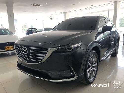 mazda cx9 2.5 at 4x4 grand touring lx 2021 machine gray