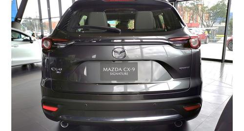 mazda cx9 2.5 turbo grand touring signature 2022