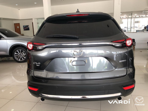 mazda cx9 signature 2021 machine gray