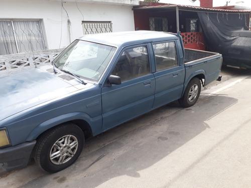 mazda doble cabina  diesel motor b 2200vendo o permuto
