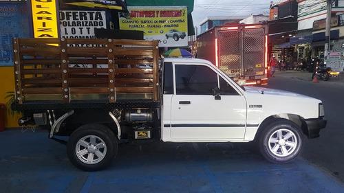 mazda estacas 2.200 modelo 1995 - vendo - permuto