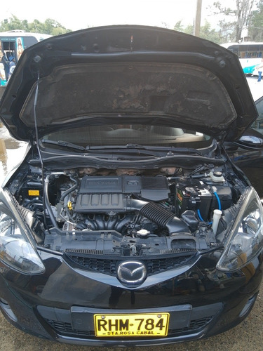 mazda mazda 2 hatch back