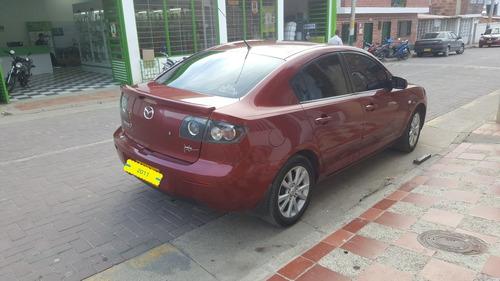 mazda mazda 3 1.6 mecánica 2011