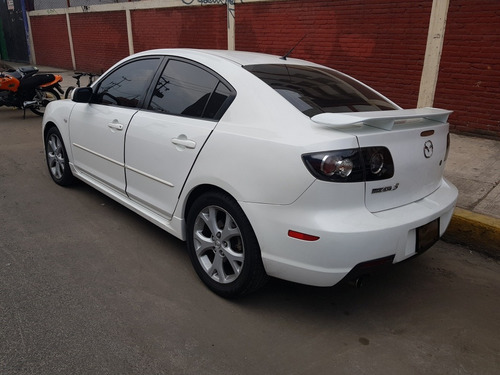 mazda mazda 3 2.3 s qc abs b/a at 2007