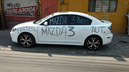 mazda mazda 3 4p s 2.3l aut q/c abs 2008