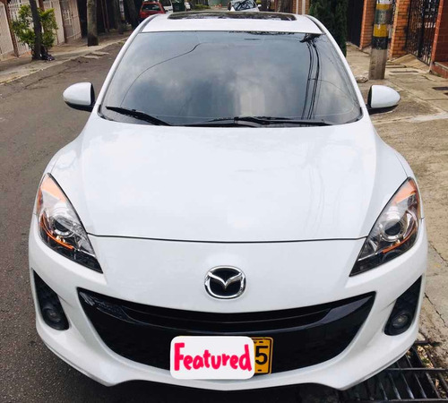 mazda mazda 3 all new high