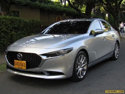 mazda mazda 3 grand touring 2500 cc at