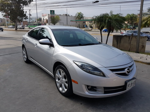 mazda mazda 6 2.5 i grand touring piel qc at 2011