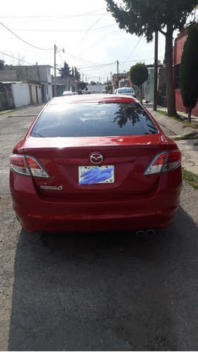mazda mazda 6 2.5 i grand touring piel qc at 2013