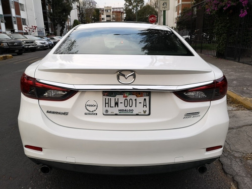 mazda mazda 6 2.5 i grand touring plus at 2016