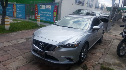 mazda mazda 6 2.5 i grand touring plus at