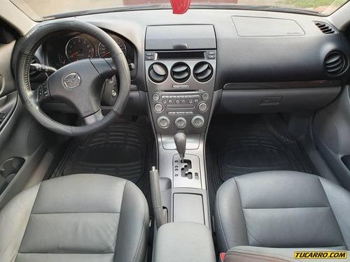 mazda mazda 6 sedan automatico