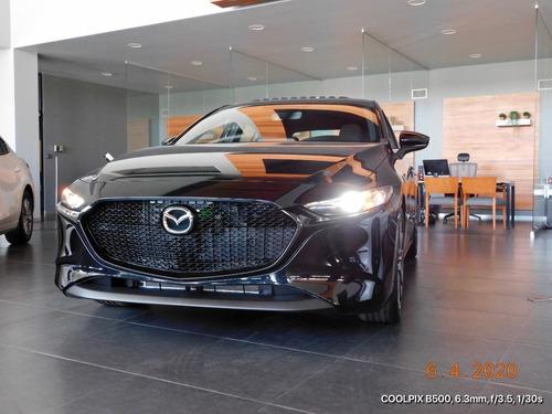 mazda mazda3 2020 isport aut color negro