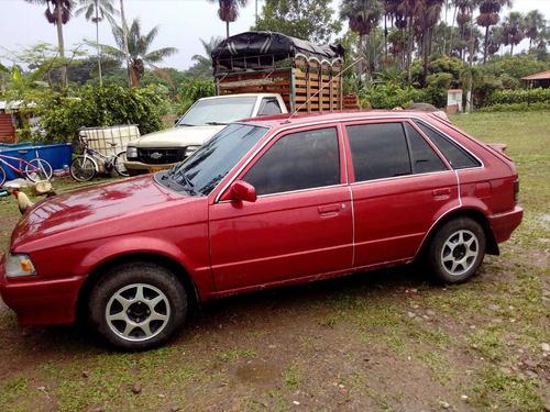 mazda modelo 1991