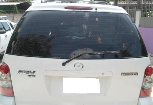 mazda mpv 2005 suv automatica gasolina